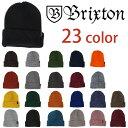 BRIXTON ブリクストンHEIST BEANIE [23色](キャップ ニット 帽子 CAP ビーニー スケート SB スケボー ウィンター スノボー スノ...