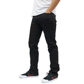 AFENDS アフェンズ IRE SKATE STRAIGHT DENIM PANT [RAW BLACK](サーフ系 サーフィン メンズ スケートボード スケート デニムパンツ ジーンズ 生デニム ストレート ジップフライ SB メンズ ) 【送料無料】