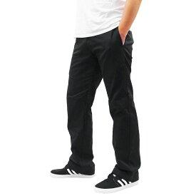 AFENDS アフェンズ SUPPLY CHINO PANT [BLACK](サーフ系 サーフィン メンズ チノパン ストレート ジップフライ メンズ ブラック 黒) 【送料無料】