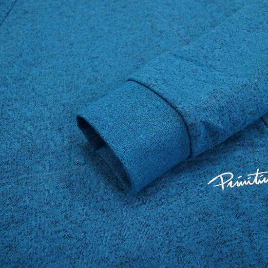 PRIMITIVEプリミティブA-FRAMEPULLOVERHOODIE[RICHCYAN](パーカープルオーバースウェットストリートスケートメンズレディーズユニセックスジェンダー黒ブラックグレー)【送料無料】