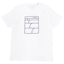 OH×DAWN オードーン REGAL TEE [OPTICAL WHITE](メンズ Tシャツ カットソー サーフ サーフィン シンプル スケート オーガニックコットン ホワイト 白 )【ネコポス対象】