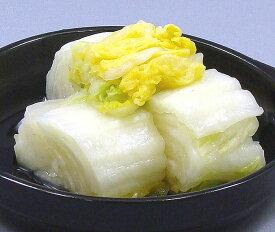 伝統製法の二度漬けで丁寧に漬込みました!白菜漬