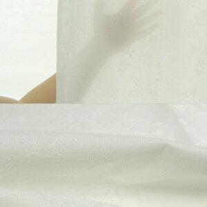【OUL0257】【100サイズ】【遮像&遮熱】小花柄100サイズレースカーテンLLサイズ【エレガントエアコン代節約省エネ機能ウェーブロンサラクールリビングクラシックエコ遮像遮熱変色防止】