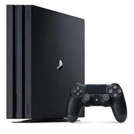 PlayStation 4 Pro ジェット・ブラック 2TB (CUH-7200CB01)【メーカー生産終了】