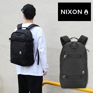 送料無料 バックパック NIXON ニクソン Gamma Backpack 22L リュックサック デイパック メンズ レディース スケートボード ストリート バッグ BAG かばん 鞄 カバン 2021春夏新作