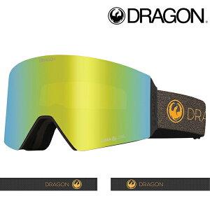 送料無料 ゴーグル DRAGON ドラゴン RVX アールブイエックス ECHO GOLD LUMALENS J GOLD ION ジャパンフィット 全天候対応 ジャパンルーマレンズ 平面 フレームレス スノボ スノーボード 2021-2022冬新作 21