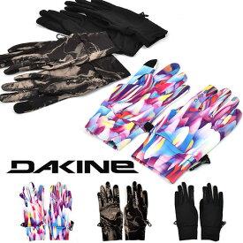 ゆうパケット対応可能! グローブライナー DAKINE ダカイン レディース WOMEN'S RAMBLER 手袋 インナー 防寒 スノーボード スノボ スキー スノー グローブ インナーグローブ 日本正規品 AJ237-786 AJ237786 20%off