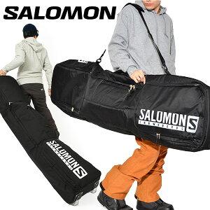 送料無料 SALOMON サロモン ボードケース TRVL BC PRO ボードバッグ 149cm 160cm スノーボード 板収納 TRVL BOARD CASE スノボ スノー バッグ キャスター ローラー コロコロ キャリーバッグ BAG 2020-2021冬新