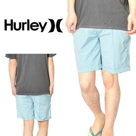 送料無料 ウォークショーツ HURLEY ハーレー メンズ BYRON HYBRID SHORT 18 ハーフパンツ ショーツ パンツ ショートパンツ アウトドア プール 海水浴 野外フェス