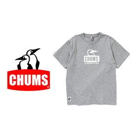 送料無料 半袖Tシャツ CHUMS チャムス メンズ Booby Face T-Shirt ロゴ Tシャツ ロゴTシャツ プリントTシャツ トップス アウトドア