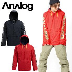 35%off 送料無料 スノーボードウェア アナログ Analog CHAINLINK ANORAK メンズ ジャケット アノラック スノボ スノーボード スノーボードウエア スキー
