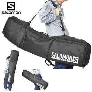 送料無料 SALOMON サロモン ボードケース 2WAY ボードバッグ 160cm スノーボード 板収納 TRVL BOARD CASE DLX スノボ スノー バッグ BAG 2021-2022冬新作 21-22 21/22 10%off