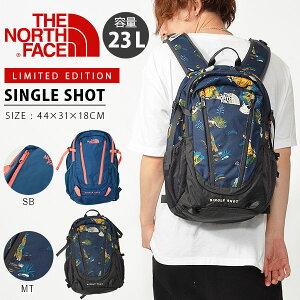 追加企画 限定カラー 送料無料 リュックサック ザ・ノースフェイス THE NORTH FACE シングルショット SINGLE SHOT 23L デイパック アウトドア 2019夏新色 nm71903 ザック バッグ 登山 グランピング