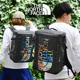 送料無料 ザ・ノースフェイス THE NORTH FACE ベースキャンプ ノベルティー ヒューズボックス Novelty BC FUSE BOX 30L リュックサック nm81939 ヨセミテ ジョシュアツリー ザック バックパック かばん スクエア型 メンズ レディース バッグ BAG