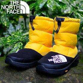 Nuptse Down Bootie ヌプシ ダウン ブーティー 送料無料 THE NORTH FACE ザ・ノースフェイス メンズ レディース ブーツ 靴 ダウン素材 防寒 撥水 ビッグロゴ 10%off nf51877