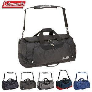 送料無料 ダッフルバッグ コールマン Coleman メンズ レディース ボストンバックMD 50L ショルダーバッグ ボストンバッグ 大容量 アウトドア キャンプ 旅行 出張 合宿 遠征