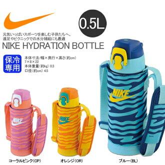 水壶500ml耐克NIKE海德配给量瓶0.5L保冷专用的直喝,有膳魔师体育瓶吊带的FFB-500FN不锈钢保暖瓶