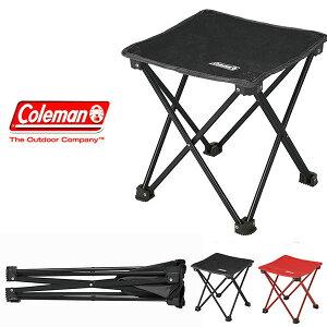 コールマン Coleman コンパクト トレッキングスツール アウトドアチェアー 折りたたみ スツール イス チェア 椅子 折りたたみ椅子 アウトドア キャンプ バーベキュー BBQ レジャー トレッキン