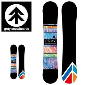 送料無料 ボード 板 gray snowboards グレイ スノーボード メンズ PRODIGY プロディジー スノボ オールマウンテン ボード スノーボード 2019-2020冬新作 153.5 19-20 19/20 10%off