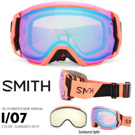 30%off 送料無料 スノーゴーグル SMITH OPTICS スミス I/O7 アイオーセブン 調光 クロマポップ レンズ スノボ スノーボード スキー スノー ゴーグル ギア 日本正規品 io7 スペアレンズ ボーナスレンズ