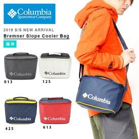 クーラーバッグ コロンビア Columbia 保冷 ソフトクーラー Bremner Slope Cooler Bag 保冷バッグ ソフトクーラー アウトドア フェス キャンプ レジャー メンズ レディース PU2037 2019春夏新作 10%OFF
