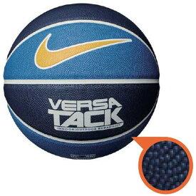 【割引クーポン有】 バーサ タック 8P バスケットボール 7号球 [カラー:パシフィックブルー×Uゴールド] #BS3003-460 /ナイキ: スポーツ・アウトドア バスケットボール ボール/NIKE