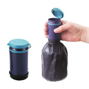 携帯トイレ 排尿バッグ 携帯用 トイレ 男性用 容量1リットル