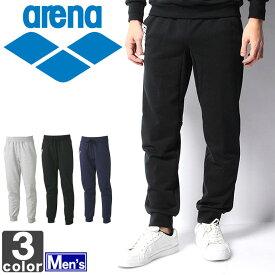 スウェットパンツ アリーナ arena メンズ ARN-5301P 1501 スエット スウエット スェットフィットネス ジム ルームウェア ロングパンツ ズボン