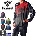 ヒュンメル【hummel】メンズ トライアル コート HAW4170 1611 サッカー フットサル ウェア トップス 長袖 練習着 トレ…