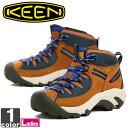 キーン【KEEN】レディース ターギー 2 ミッド 1011167 1612 スニーカー アウトドア キャンプ レジャー 靴 シューズ 通学 通勤 ハイキング 登山 婦人 ウィメンズ