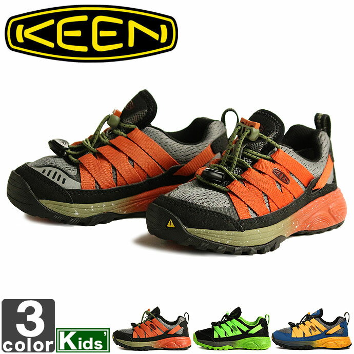 キーン 【KEEN】 キッズ ヴァーサトレイル 1014437 1014438 1014439 1707 靴 シューズ スニーカー 運動 ジョギング ウォーキング 登山 ハイキング ジュニア 子供 子ども