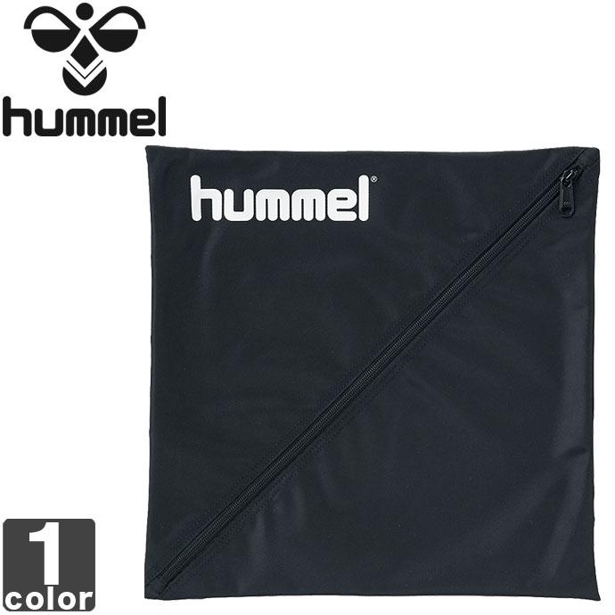 ヒュンメル【hummel】ユニフォーム ケース HFB7053 1707 ポーチ 袋 収納 バッグ 試合 練習着 部活 遠征 合宿 運動 ジム 旅行 トラベル 【メンズ】【レディース】