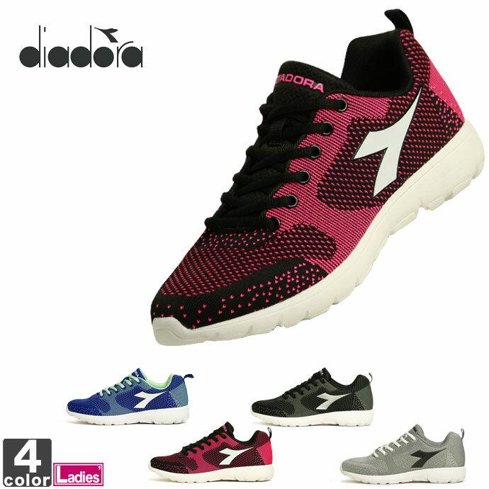 《送料無料》ディアドラ 【DIADORA】 レディース X-RUN LIGHT W 172479 1708 ランニング シューズ スニーカー 靴 ジョギング マラソン トレーニング 運動 フィットネス ウィメンズ 婦人