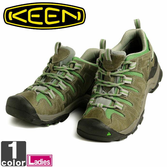 キーン【KEEN】レディース ジプサム 1003916 1710 防水 アウトドア キャンプ レジャー 靴 シューズ ハイキング トレッキング 山登り ウィメンズ 婦人