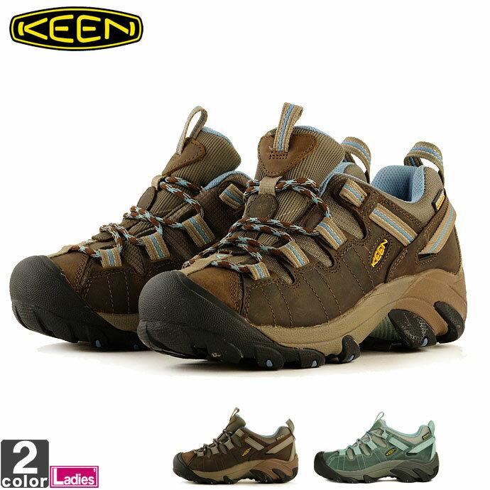 キーン【KEEN】レディース ターギー 2 ウォータープルーフ 1014210 1710 スニーカー アウトドア キャンプ レジャー 靴 シューズ 通学 通勤 ハイキング 登山 ウィメンズ 婦人
