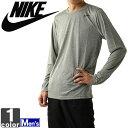 ナイキ【NIKE】メンズ ドライフィット レジェンド 長袖 Tシャツ 718838 1712 DRI-FIT トップス シャツ 部屋着 練習着 部活 スポーツ 運動 トレーニング ランニング 紳士 男
