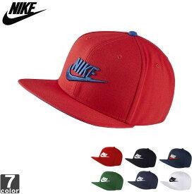 キャップ ナイキ NIKE 891284 フューチュラプロキャップ 1908 ベースボールキャップ フラットブリム 野球帽 帽子 アクセサリ 2019年秋冬