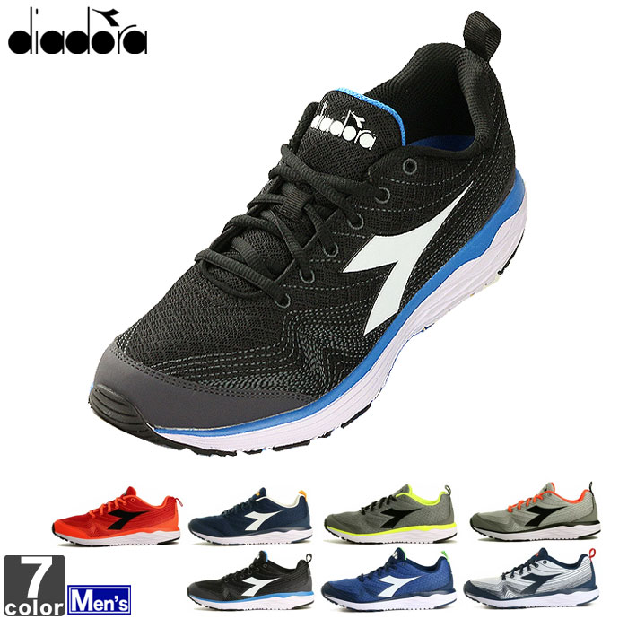 《送料無料》ディアドラ 【DIADORA】メンズ FLAMINGO 172873 1802 ランニング シューズ スニーカー 靴 ジョギング マラソン トレーニング 運動 フィットネス 紳士 男性