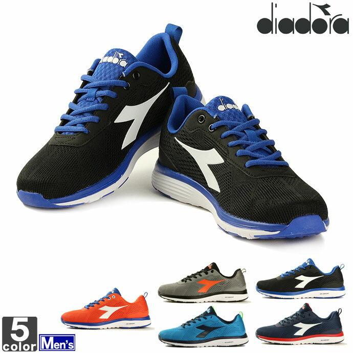 ディアドラ 【DIADORA】メンズ SWAN + 172856 1802 ランニング シューズ スニーカー 靴 ジョギング マラソン トレーニング 運動 フィットネス 紳士 男性