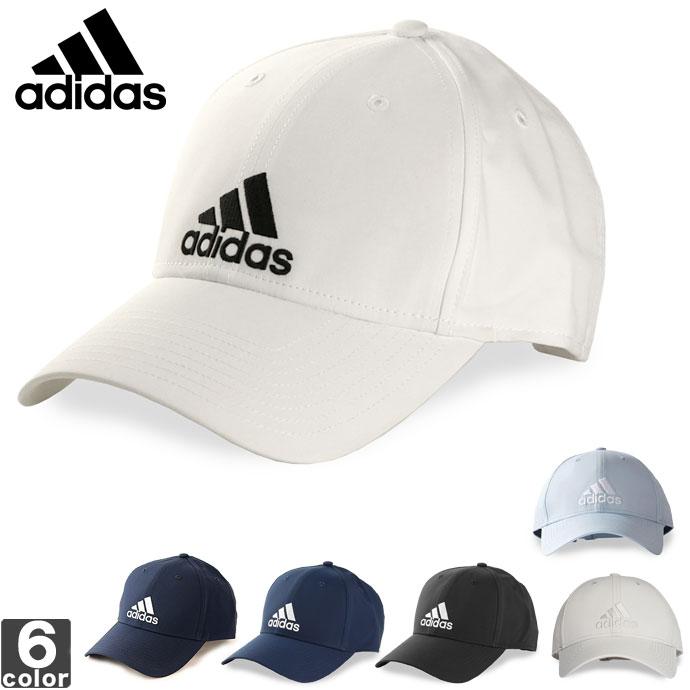アディダス【adidas】 ロゴ キャップ EMB BXA66 1803 帽子 ランニング スポーツ アウトドア レジャー キャンプ 観戦 UPF50+ 【メンズ】【レディース】