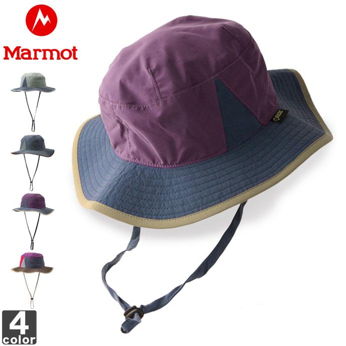 ■Marmotのサファリハット! GORETEX LINNER HAT