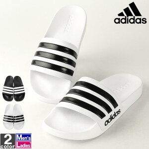 アディダス【adidas】メンズ レディース サンダル CF アディレッタ AQ1701 AQ1702 AQ1703 1901 靴 シャワー スポーツサンダル 庭 ベランダ ADILETTE つっかけ スリッパ
