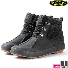ウィンターブーツ キーン KEEN レディース 1019556 エルサ 2 アンクル ウール ウォータープルーフ 2006 シューズ 防水 保温 カジュアル ウィンター ブーティ ブーツ ショートブーツ