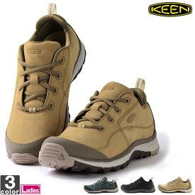 アウトドアシューズ キーン KEEN レディース 1020568 1020569 1020572 テラドーラ スニーカー レザー 2002 ローカットシューズ レザーシューズ シューズ 靴 ハイキングシューズ