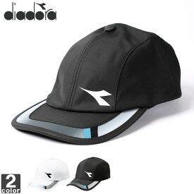 テニスキャップ ディアドラ DIADORA DTA9780 コンペティション キャップ 2007 ベースボールキャップ 野球帽 テニス ゴルフキャップ 帽子 アクセサリ