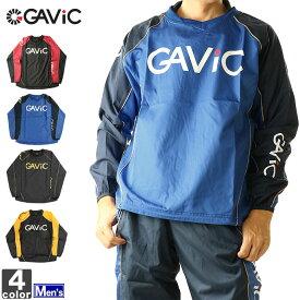 ピステ ガビック GAVIC メンズ GA1102 ピステトップ 2008 シャカシャカ 長袖 トップス サッカー フットサル トレーニングウェア
