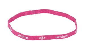 umbro (アンブロ) ヘアバンド UJS7301 1605 メンズ レディース スポーツ サッカー アクセサリー 髪留め ポイント消化