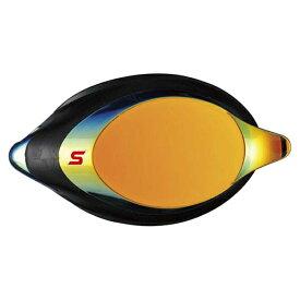 SWANS (スワンズ) PREMIUM ANTI FOG クッション付度付ミラーレンズ SRXバージョン (片眼1個) SRXCLMPAF 水泳 スイミング スイム グラス フィットネス