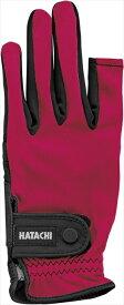HATACHI (ハタチ) ストレッチ手袋 BH8080 66 1703 手袋 ゴルフ