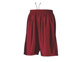 【ゆうパケット対応】WUNDOU (ウンドウ) バスケットパンツ バーガンディー P-8500 1710 メンズ 紳士 男性 バスケット ウェア